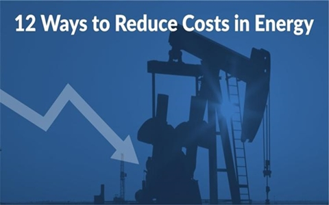 12 Ways to reduce cost in energy - Project Control